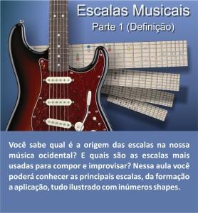 Aula - Escalas Musicais - Parte 1